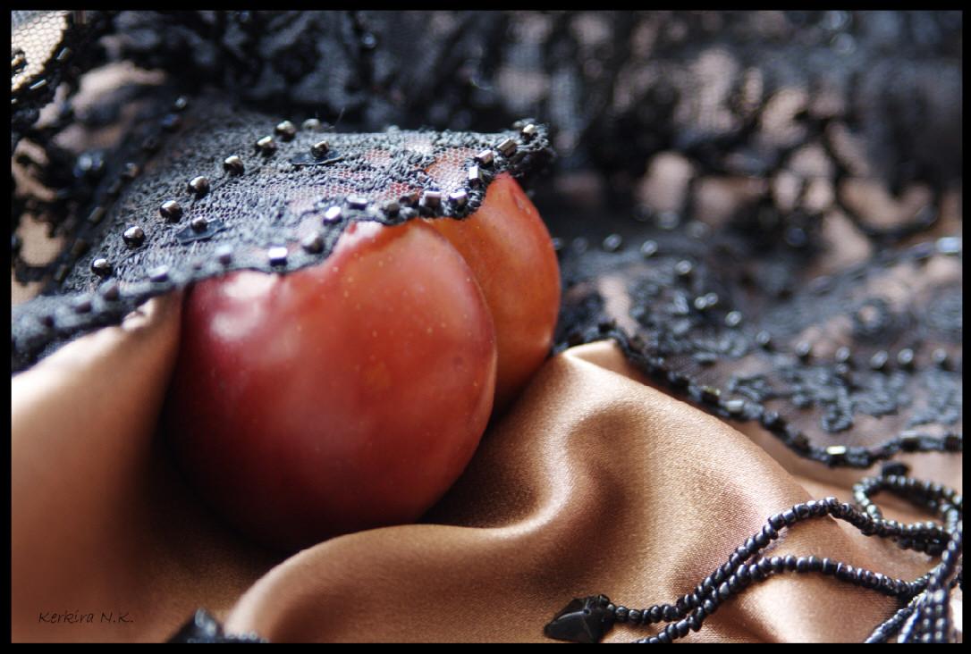 О притягательности фруктов…