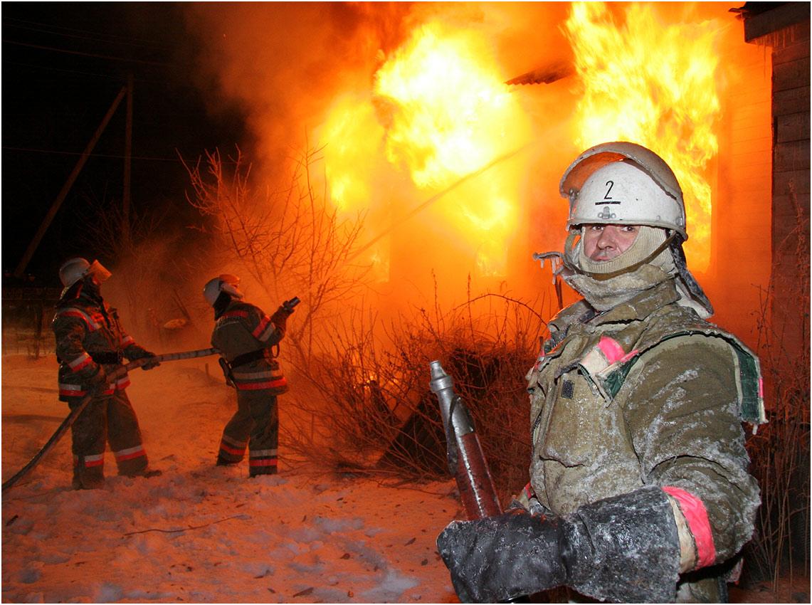 Лед и пламя или начало отопительного сезона