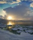 ..декабрьско-закатно-ледяное