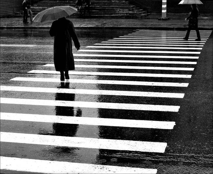 в дождливый день...