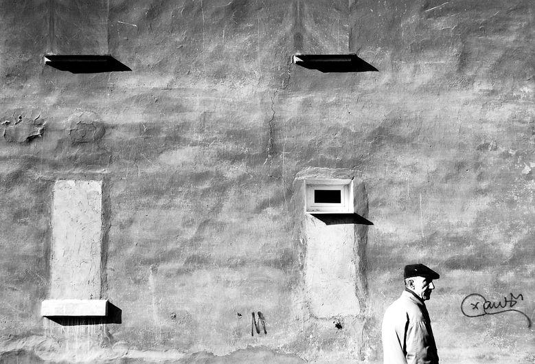 стена  и дядя