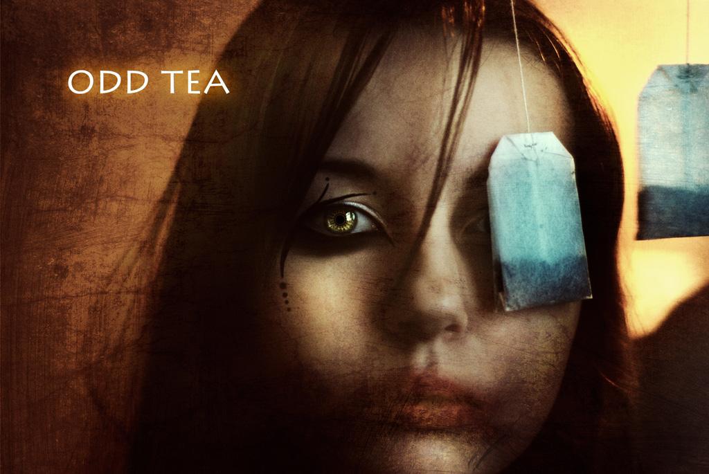 странный чай