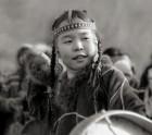Девочка племени ительменов...