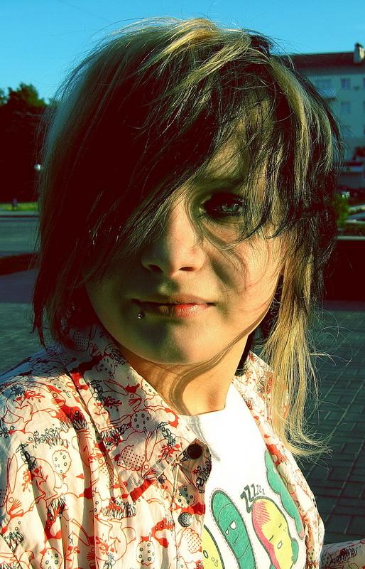 Олеся.