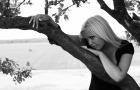 Блондинка в ветвях