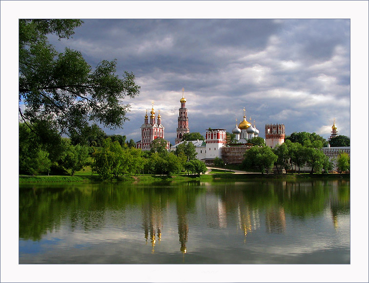 *** Золотые купола Москвы ***