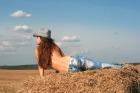 Техасская красотка на пензенской земле