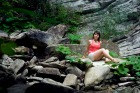 В долине реки Тхаб