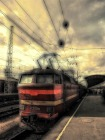 просто поезд