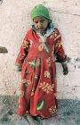 Ребенок бедуинов