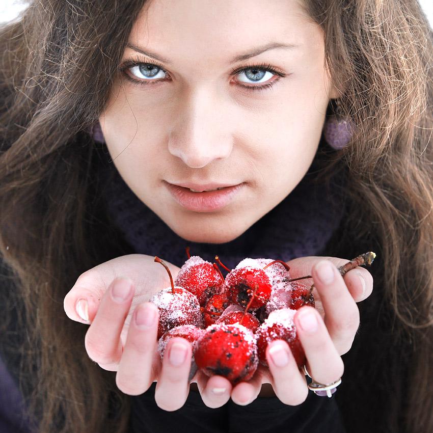 red apples. часть 1!