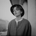 Софья (портрет в шляпе)