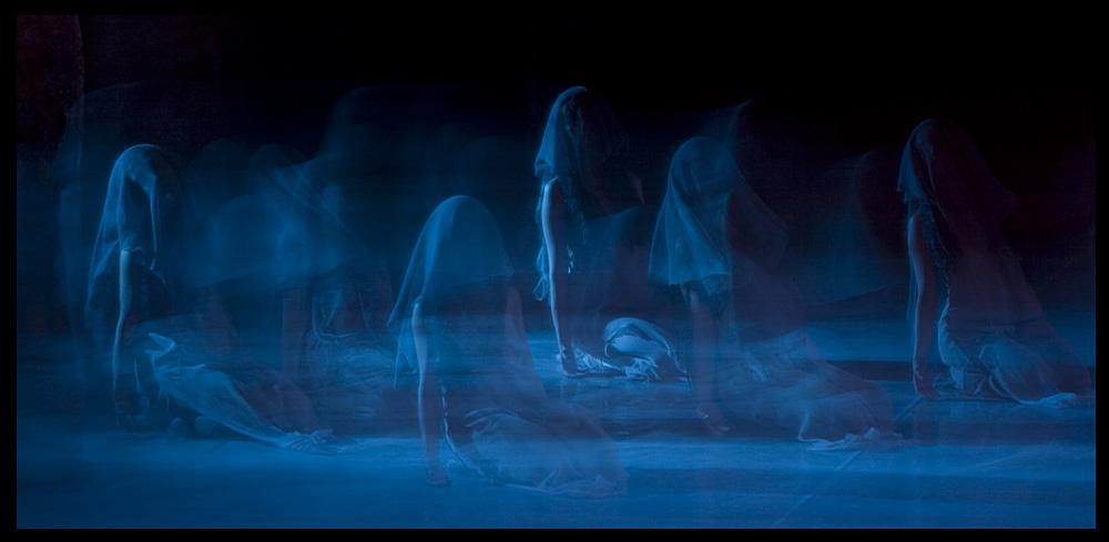 ночные призраки