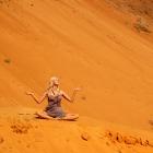 Лотос в песках