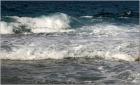 Цвет морской волны.
