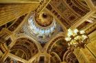 Внутри Исаакиевского собора...