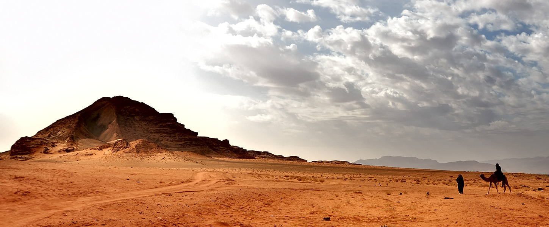из жизни бедуинов или следуя за солнцем...