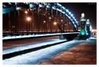 Зимняя жизнь, города ..
