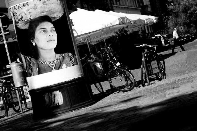Вена. Улица