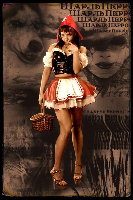 Красная Пашечка...